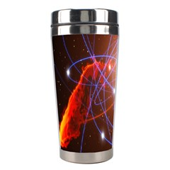 Highest Resolution Version Space Net Stainless Steel Travel Tumblers
