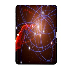 Highest Resolution Version Space Net Samsung Galaxy Tab 2 (10 1 ) P5100 Hardshell Case