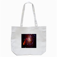 Highest Resolution Version Space Net Tote Bag (white)