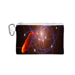 Highest Resolution Version Space Net Canvas Cosmetic Bag (s)