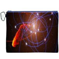 Highest Resolution Version Space Net Canvas Cosmetic Bag (xxxl)