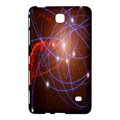Highest Resolution Version Space Net Samsung Galaxy Tab 4 (7 ) Hardshell Case