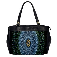 Hipnotic Star Space White Green Office Handbags