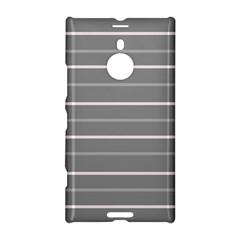 Horizontal Line Grey Pink Nokia Lumia 1520