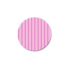 Line Pink Vertical Golf Ball Marker