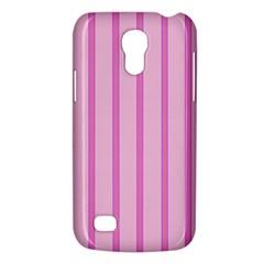 Line Pink Vertical Galaxy S4 Mini