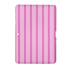 Line Pink Vertical Samsung Galaxy Tab 2 (10 1 ) P5100 Hardshell Case