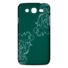 Leaf Green Blue Sexy Samsung Galaxy Mega 5 8 I9152 Hardshell Case