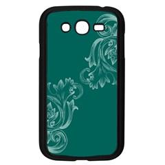Leaf Green Blue Sexy Samsung Galaxy Grand Duos I9082 Case (black)