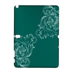 Leaf Green Blue Sexy Galaxy Note 1