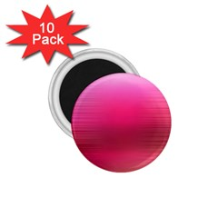 Line Pink Space Sexy Rainbow 1 75  Magnets (10 Pack)