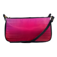 Line Pink Space Sexy Rainbow Shoulder Clutch Bags