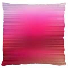 Line Pink Space Sexy Rainbow Large Cushion Case (one Side)