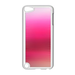 Line Pink Space Sexy Rainbow Apple Ipod Touch 5 Case (white)