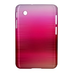 Line Pink Space Sexy Rainbow Samsung Galaxy Tab 2 (7 ) P3100 Hardshell Case
