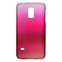 Line Pink Space Sexy Rainbow Galaxy S5 Mini