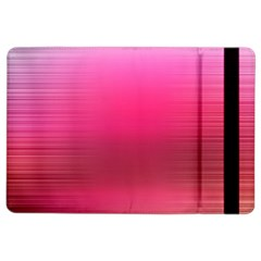 Line Pink Space Sexy Rainbow Ipad Air 2 Flip