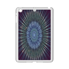 Peaceful Flower Formation Sparkling Space Ipad Mini 2 Enamel Coated Cases