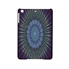 Peaceful Flower Formation Sparkling Space Ipad Mini 2 Hardshell Cases
