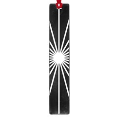 Ray White Black Line Space Large Book Marks