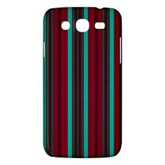 Red Blue Line Vertical Samsung Galaxy Mega 5 8 I9152 Hardshell Case