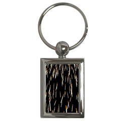 Rain Cigarettes Transparent Background Motion Angle Key Chains (rectangle)