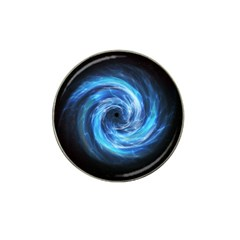 Hole Space Galaxy Star Planet Hat Clip Ball Marker (10 Pack)