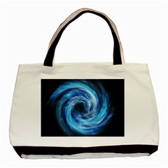Hole Space Galaxy Star Planet Basic Tote Bag