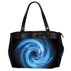 Hole Space Galaxy Star Planet Office Handbags (2 Sides)