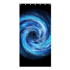 Hole Space Galaxy Star Planet Shower Curtain 36  X 72  (stall)