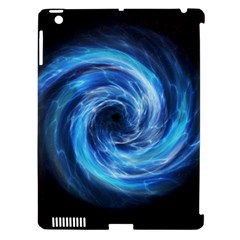Hole Space Galaxy Star Planet Apple Ipad 3/4 Hardshell Case (compatible With Smart Cover)