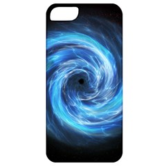 Hole Space Galaxy Star Planet Apple Iphone 5 Classic Hardshell Case