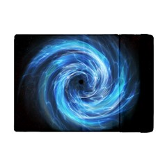 Hole Space Galaxy Star Planet Apple Ipad Mini Flip Case