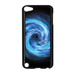 Hole Space Galaxy Star Planet Apple Ipod Touch 5 Case (black)