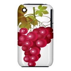 Red Fruit Grape Iphone 3s/3gs