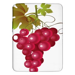 Red Fruit Grape Samsung Galaxy Tab 3 (10 1 ) P5200 Hardshell Case