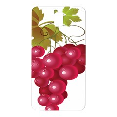 Red Fruit Grape Samsung Galaxy Note 3 N9005 Hardshell Back Case