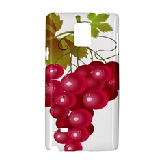 Red Fruit Grape Samsung Galaxy Note 4 Hardshell Case