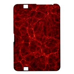Simulation Red Water Waves Light Kindle Fire Hd 8 9