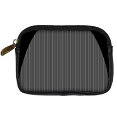 Space Line Grey Black Digital Camera Cases
