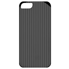 Space Line Grey Black Apple Iphone 5 Classic Hardshell Case
