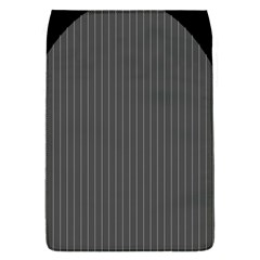Space Line Grey Black Flap Covers (s)