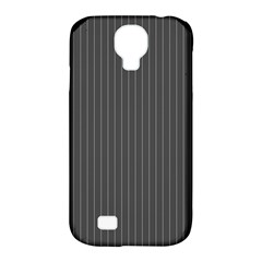 Space Line Grey Black Samsung Galaxy S4 Classic Hardshell Case (pc+silicone)