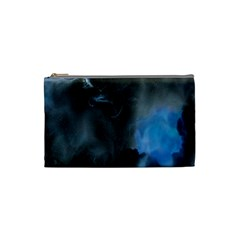 Space Star Blue Sky Cosmetic Bag (small)