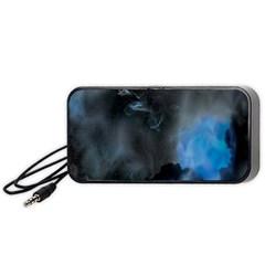 Space Star Blue Sky Portable Speaker (black)