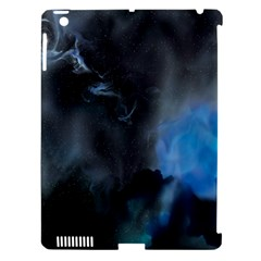 Space Star Blue Sky Apple Ipad 3/4 Hardshell Case (compatible With Smart Cover)