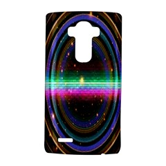 Spectrum Space Line Rainbow Hole Lg G4 Hardshell Case