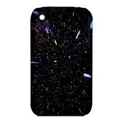 Space Warp Speed Hyperspace Through Starfield Nebula Space Star Hole Galaxy Iphone 3s/3gs
