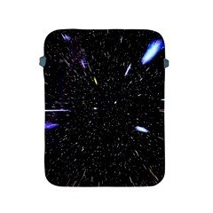 Space Warp Speed Hyperspace Through Starfield Nebula Space Star Hole Galaxy Apple Ipad 2/3/4 Protective Soft Cases