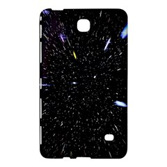 Space Warp Speed Hyperspace Through Starfield Nebula Space Star Hole Galaxy Samsung Galaxy Tab 4 (8 ) Hardshell Case